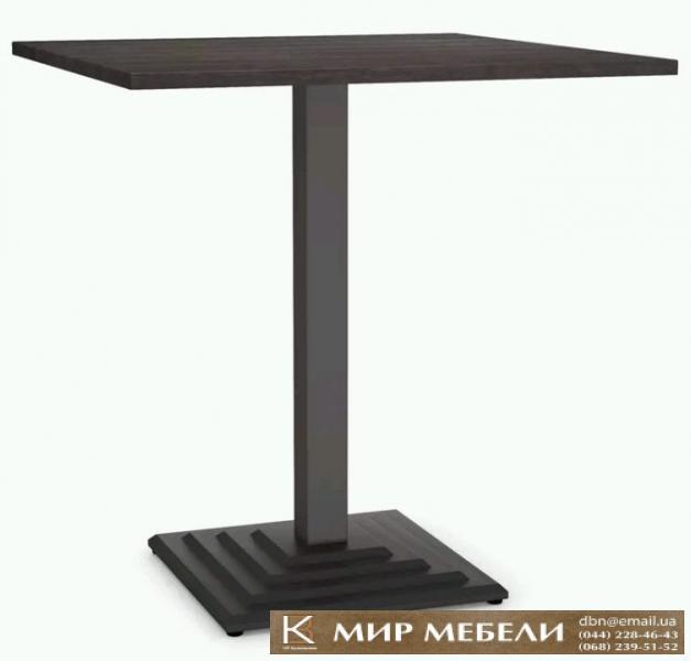 Фото  База для стола из чугуна Леман. Опоры для столов по низким ценам