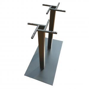 Опора для стола Лион Дабл 700. База для прямоугольного стола