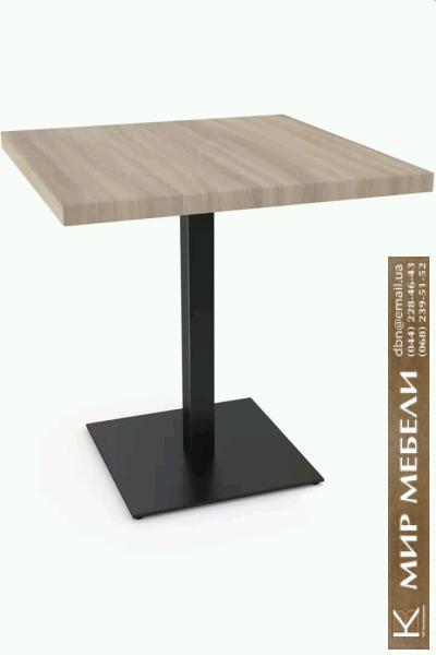 Фото  Опора для стола Лион 400. Ножка для стола по низкой цене