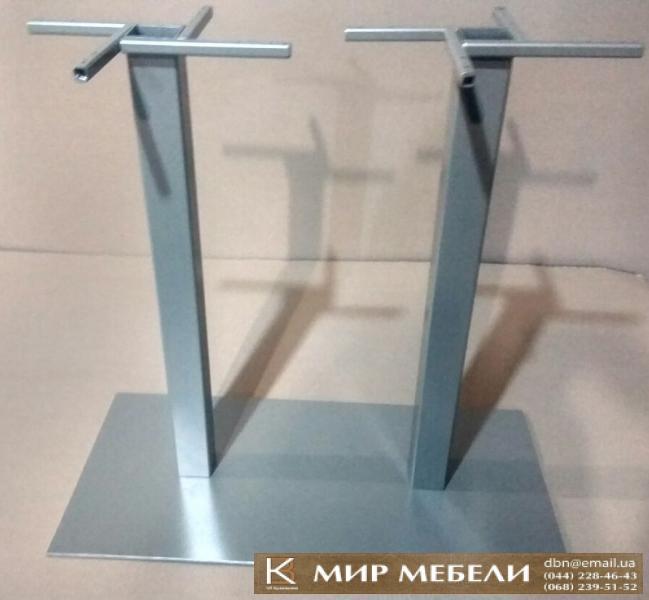 Фото  База для стола Лион Дабл 800. Основание для стола по самым низким ценам