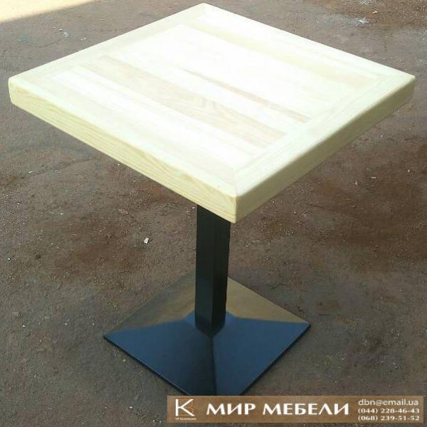 Фото  Основание для стола из чугуна Ницца. База для стола по интересной цене