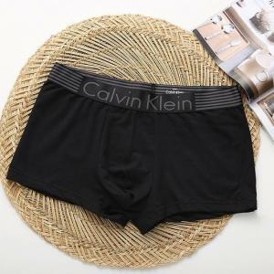 Фото Трусы Calvin Klein Stripes Трусы боксеры Calvin Klein Stripes черного цвета