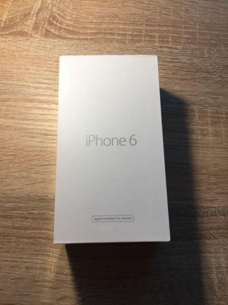 iPhone 6 16gb Space gray без Touch ID (CPO)