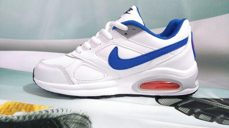 Nike Air Max 90 White Blue (36-40)