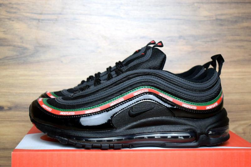 Nike Air Max 97 Undefeated Black (36-45)
