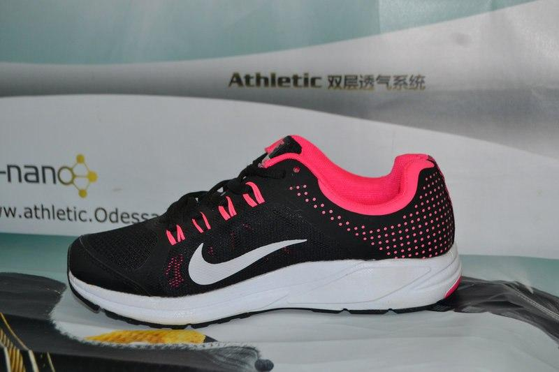 Nike Air Max Lunarlon Zoom Black Pink (36-38)