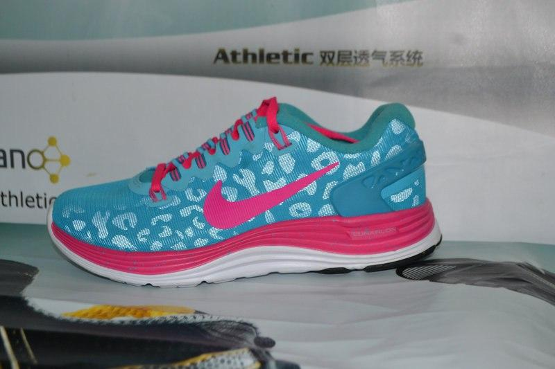 Nike Air Max Lunarlon Zoom Blue Pink (36-39)