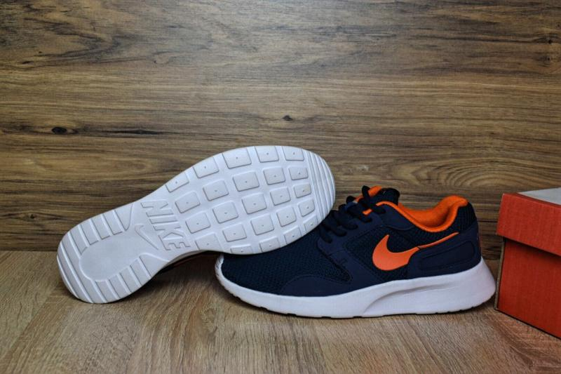Фото  Nike Kaishi Run Blue Orange (40-44)