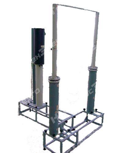 АВ-70-0,1  Высоковольтная установка для СНЧ испытания кабеля из сшитого полиэтилена