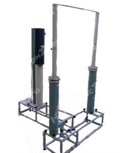 Фото  АВ-70-0,1  Высоковольтная установка для СНЧ испытания кабеля из сшитого полиэтилена