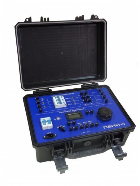 ПБНИ-3 Блок низковольтных измерений переносной