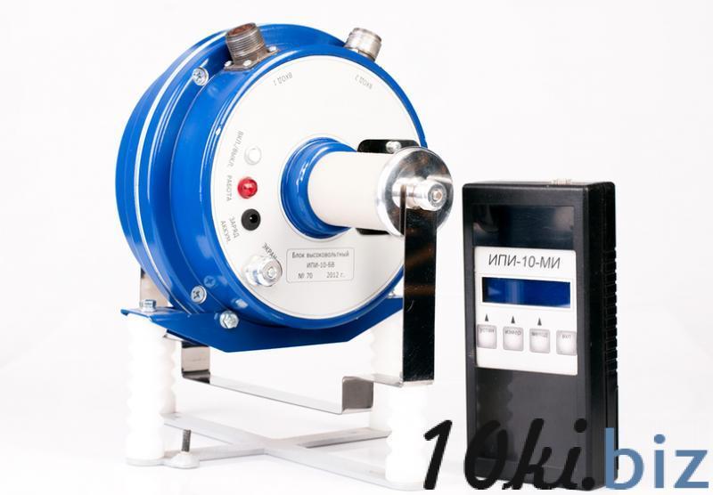ИПИ-10-МОЛНИЯ Высоковольтный измеритель параметров изоляции купить в Саратове - Цифровые и измерительные приборы, устройства