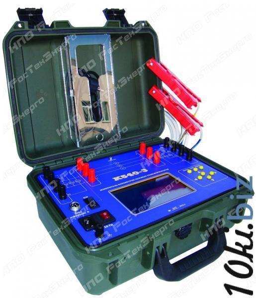 К540-3 Измеритель параметров силовых трансформаторов   купить в Саратове - Цифровые и измерительные приборы, устройства