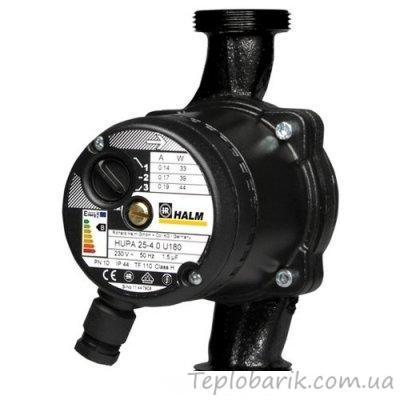 Фото Насосное оборудование, Циркуляционные насосы Циркуляционный насос керамический марки Halm Hupa  25-4*180