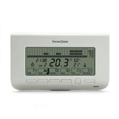 Недельный термостат беспроводной СН150RF (белый),(R= 30-70 m.) (Без Приемника CH170D)