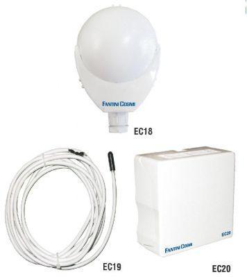 Фото Датчики температуры для СН150,1,2,RF,TS Датчик комнатной температуры  (-10 + 45˚С) NTC 10kΏ