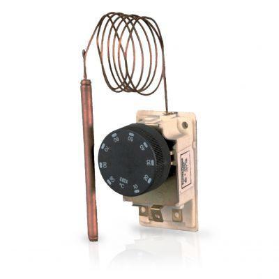 Фото Термостаты Термостат капилярный  +40/+120С С02E3 (Без ручки и кольца)