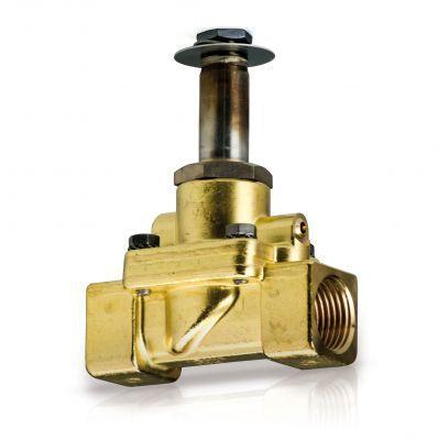 Фото Электромагнитные клапана Клапан электромагнитный с мембраной Н/З 1/2