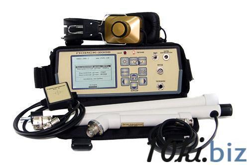 Поиск – 2006М  Приемник для поиска мест повреждений в силовых кабелях купить в Саратове - Цифровые и измерительные приборы, устройства