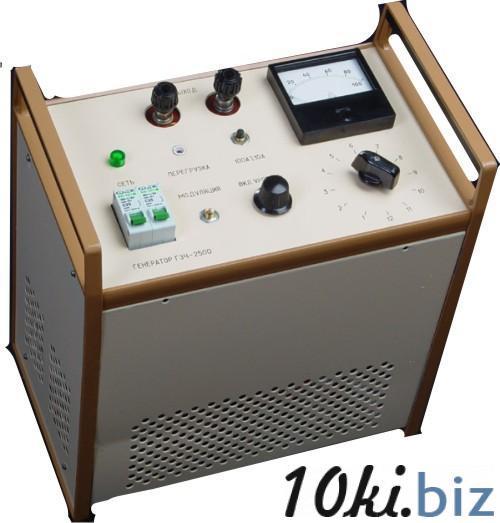 ГЗЧ-2500 Генератор звуковой частоты для поиска мест повреждения кабеля купить в Саратове - Цифровые и измерительные приборы, устройства