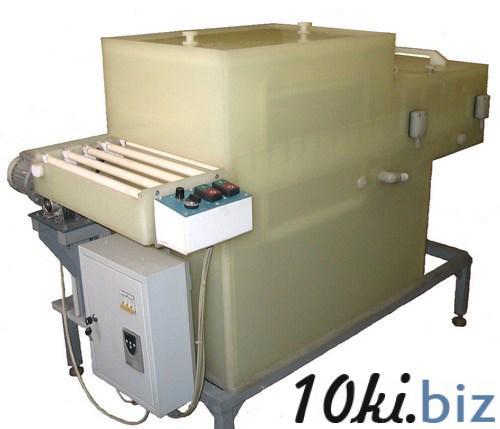 ЛС-1(ЛС-1П) Линии струйного щелочного или кислого травления печатных плат купить в Саратове - Промышленное оборудование