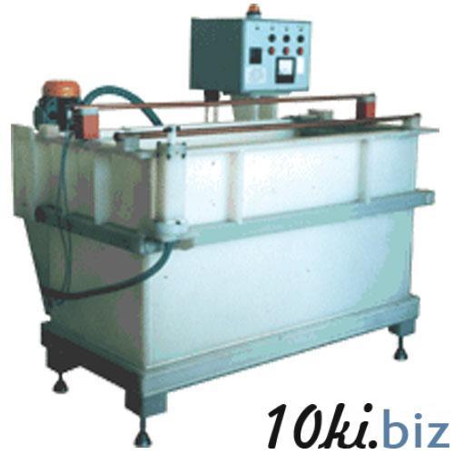 УГЗП-500 Установка нанесения гальванических защитных покрытий  купить в Саратове - Промышленное оборудование