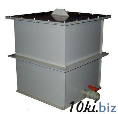 Ванны химстойкие для приготовления и хранения электролита купить в Саратове - Промышленное оборудование