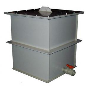 Фото  Ванны химстойкие для приготовления и хранения электролита