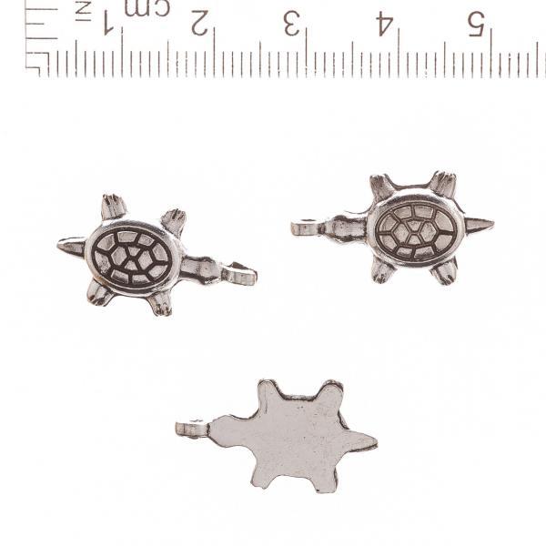 Фурнитура Подвеска Черепаха 2,3 см