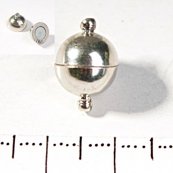 Магнитный замок шарик D-8мм