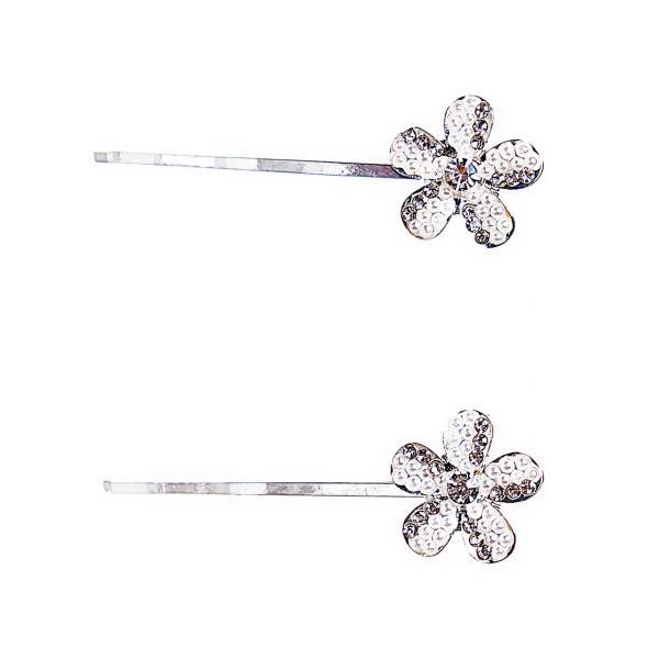 Невидимки Цветок пара 6см