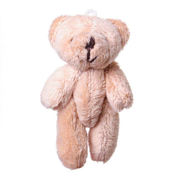 Брелок мягкая игрушка медведь
