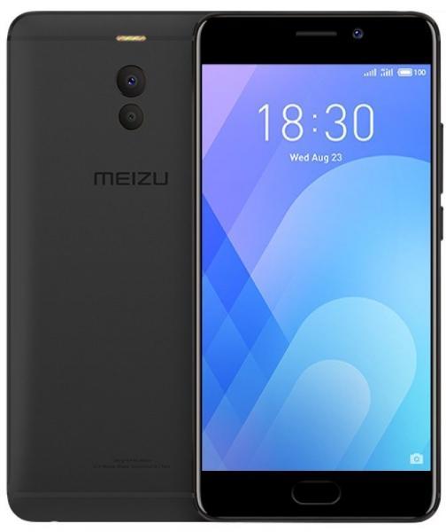 Meizu M6 Note 32Gb Black Gold