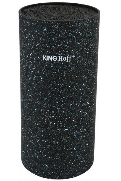 Колода-подставка для ножей KING Hoff круглая KH-1091