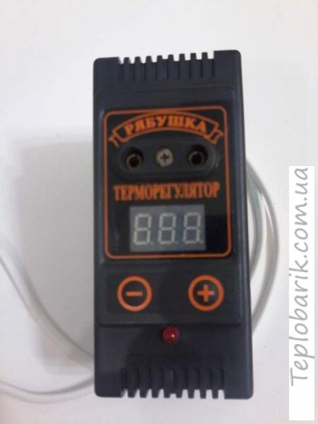 Фото Терморегуляторы для инкубаторов Терморегулятор для инкубатора