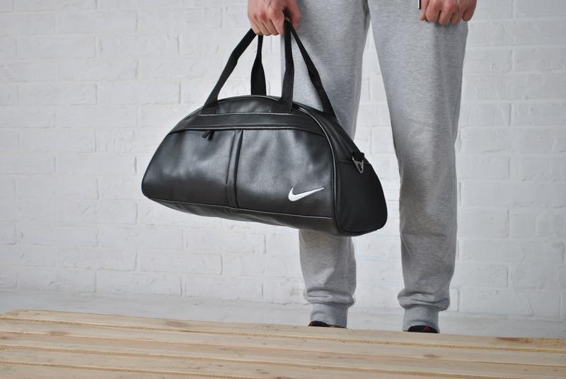 Сумка Nike кожа