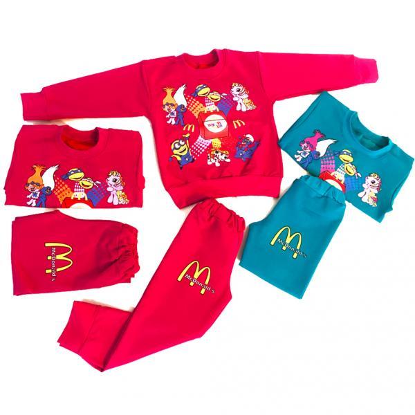 Детский костюм «McDonalds»