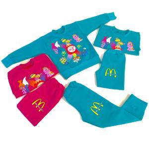 Фото  Детский костюм «McDonalds»