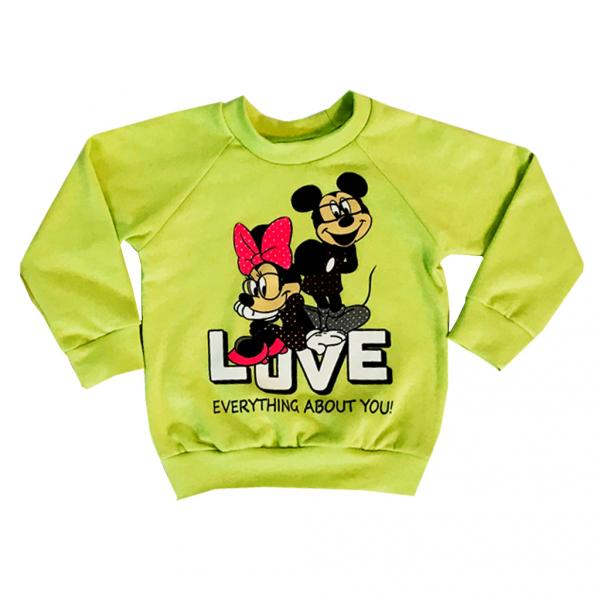Детский джемпер «Love»