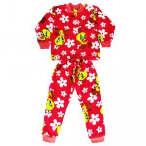 Фото  Детская пижама «Tweety» и «M&M's» (махра)