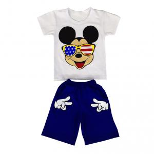 Фото  Летний костюм «Mickey Mouse»