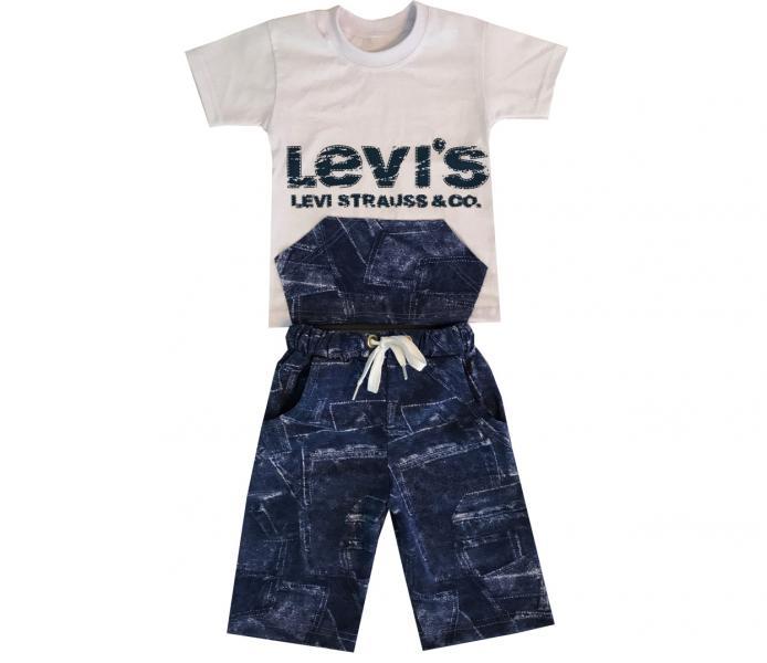 Стильный комплект для мальчика Levi's!