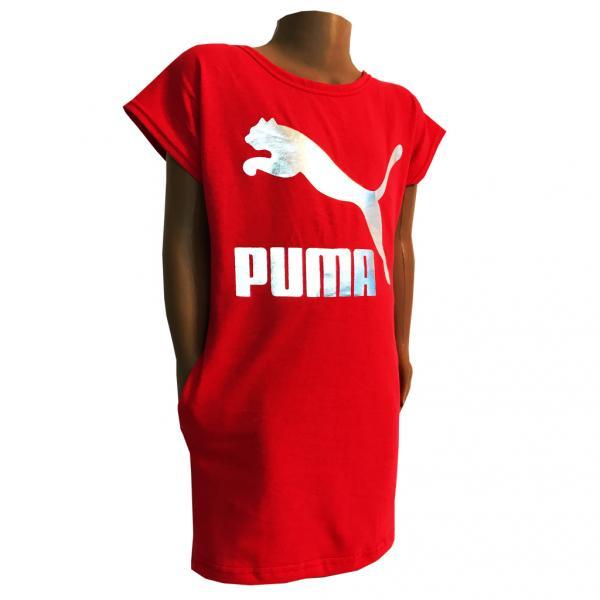 Стильное платье PUMA!