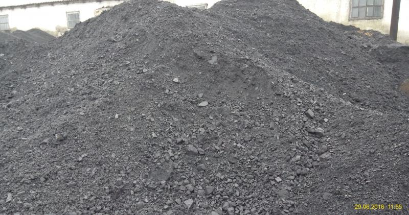 Каменный газовый уголь марки ДГР (0-200)