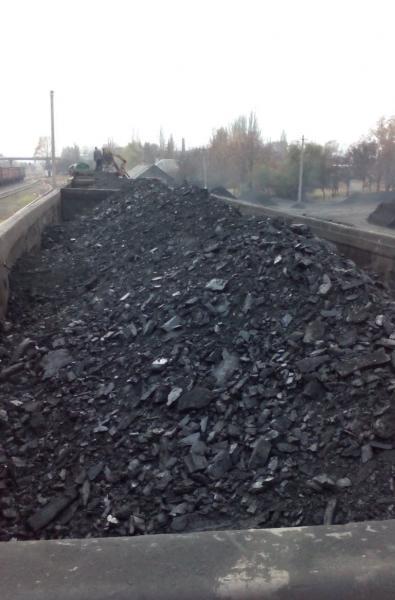 Каменный газовый уголь марки ДГ (0-100)