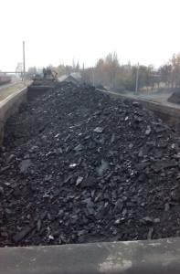 Фото Газовый уголь Каменный уголь ДГ (0-100)