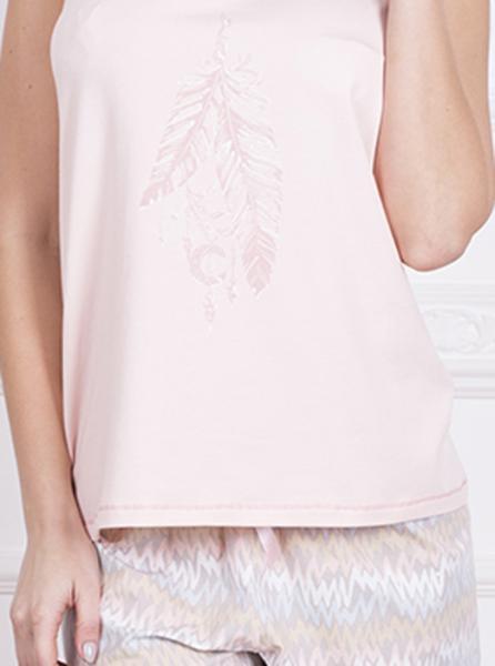 Фото  Пижама женская с шортами