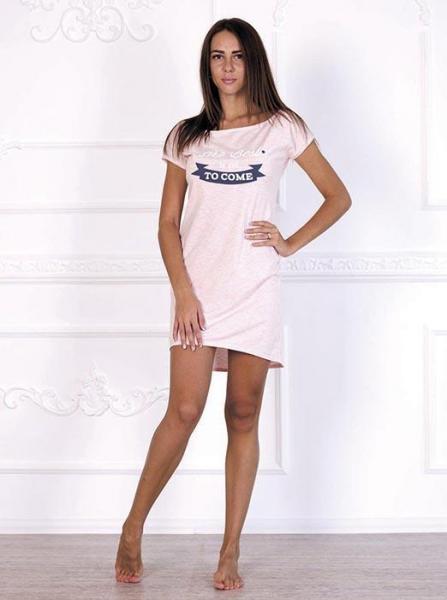 Фото Сорочки женские Молодежная ночная сорочка