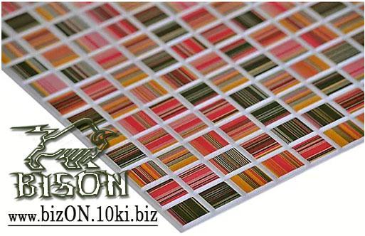 Фото Листовые панели ПВХ Мозаика «АКЦЕНТ КРАСНЫЙ»   Листовые панели ПВХ