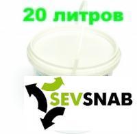 Фото  Керамоизол теплоизоляция (20 литров)